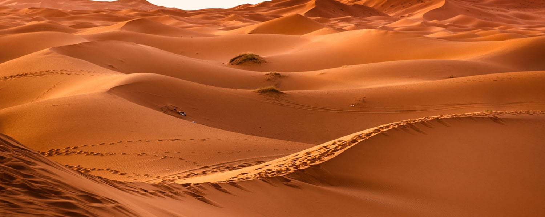 Escursione 3 Giorni da Marrakech al deserto Erg Echbbi .